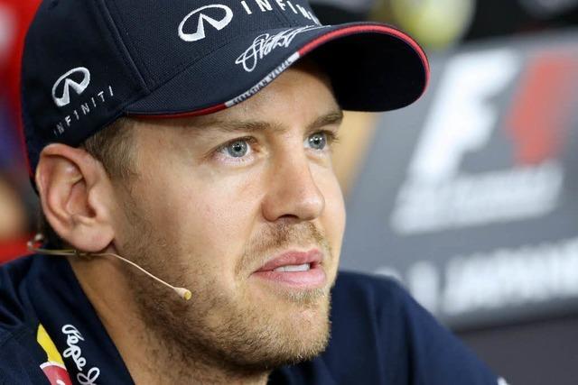 Sebastian Vettel verlässt Red Bull – Nächster Stop Ferrari?