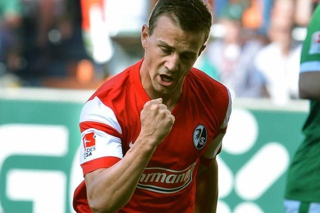 Live-Ticker: Bremen gegen SC Freiburg 1:1