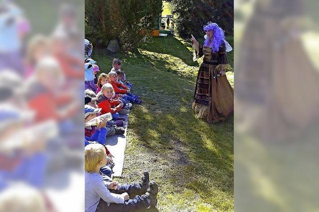 Feldberger Herbstfest erlebt einen wahren Ansturm
