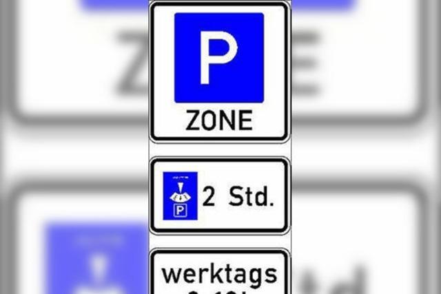 Parkausweise für Friedlingen ab Oktober