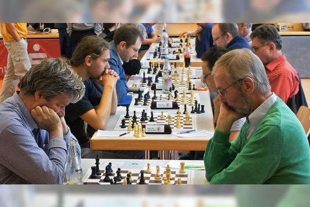Laufenburger Schach Open sollen sich etablieren