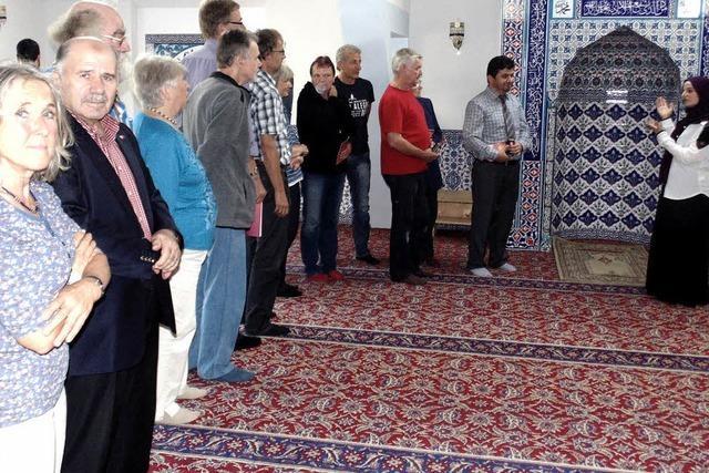 Einblicke ins islamische Gebetshaus