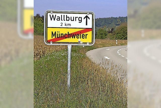 Radweg nach Wallburg wird wahrscheinlich