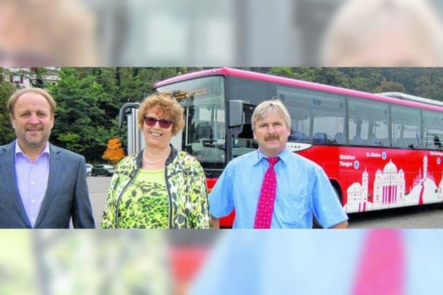 Rote Busse seit einem Vierteljahrhundert auf Erfolgskurs