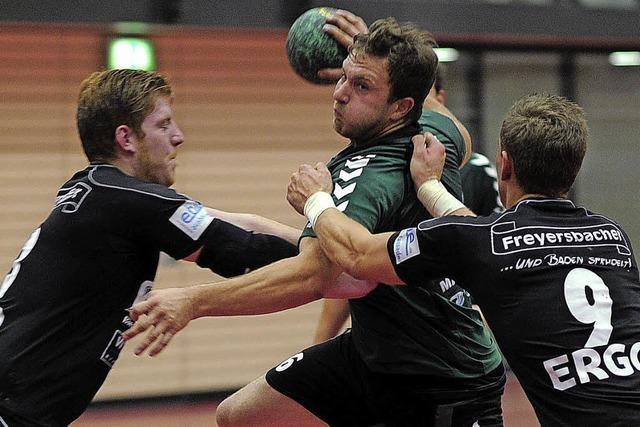 Aufsteiger SV Schutterzell verliert gegen HGW Hofweier II