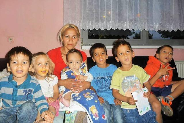 Petition soll Abschiebung einer Mutter und ihrer sechs Kinder verhindern