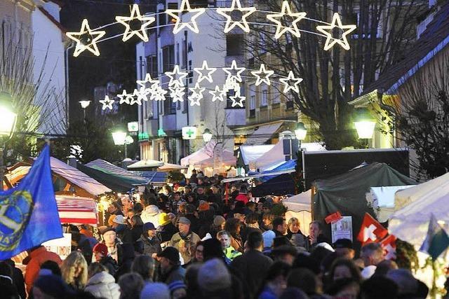 Kiwanis-Club will Lindle-Weihnachtsmarkt erhalten