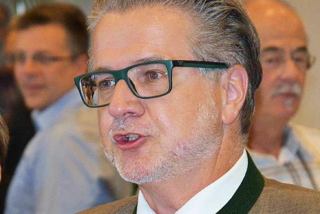 Fürstenberger ist erster Bewerber