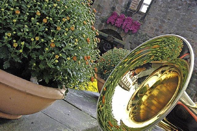 Musikgala zur Blumenschau