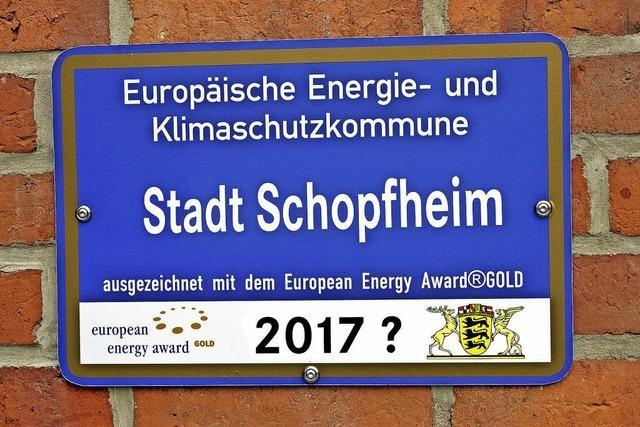 Energy-Award bekommt einen Kick