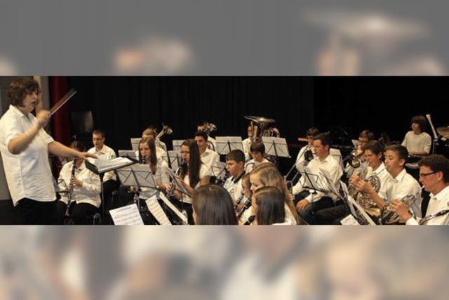 Bekannte Musicals, heitere Melodien