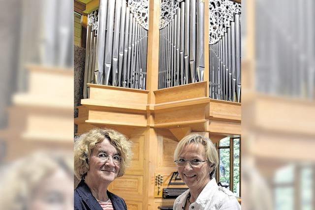 Trude Klein: ein Abschied mit Bach