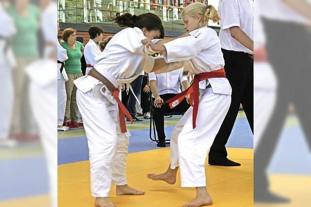 Judo-Jugend holt fünf Verbandstitel