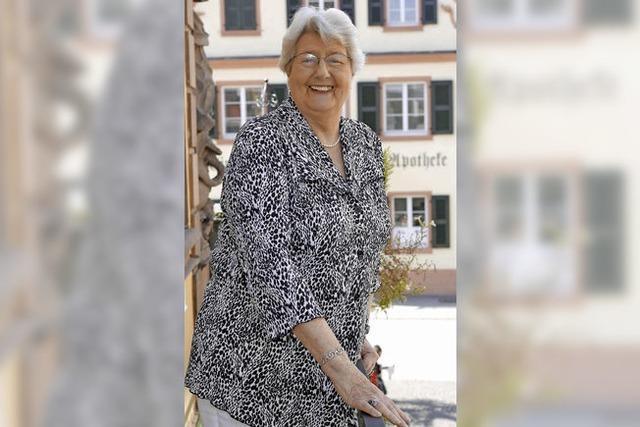 Trauer um eine Offenburger Bürgerin mit Geschichte