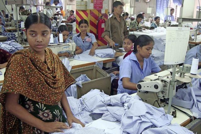 Textilbranche einigt sich auf faire Produktionsbedingungen