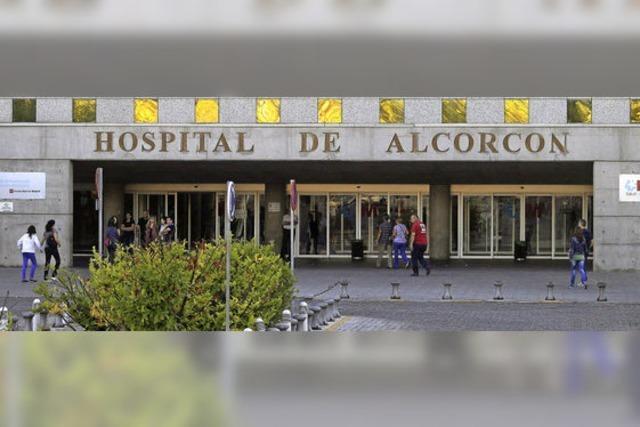 Erster Ebola-Fall in Spanien