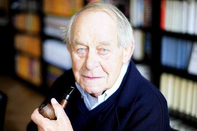 Der Schriftsteller Siegfried Lenz ist tot