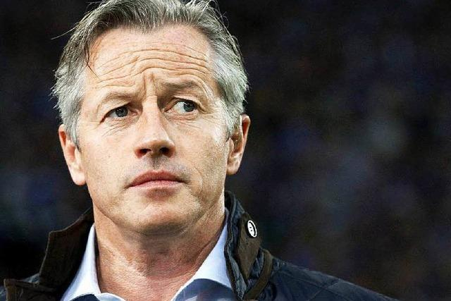Schalke 04 trennt sich von Trainer Jens Keller