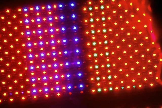 Physik-Nobelpreis geht an Erfinder der Leuchtdioden