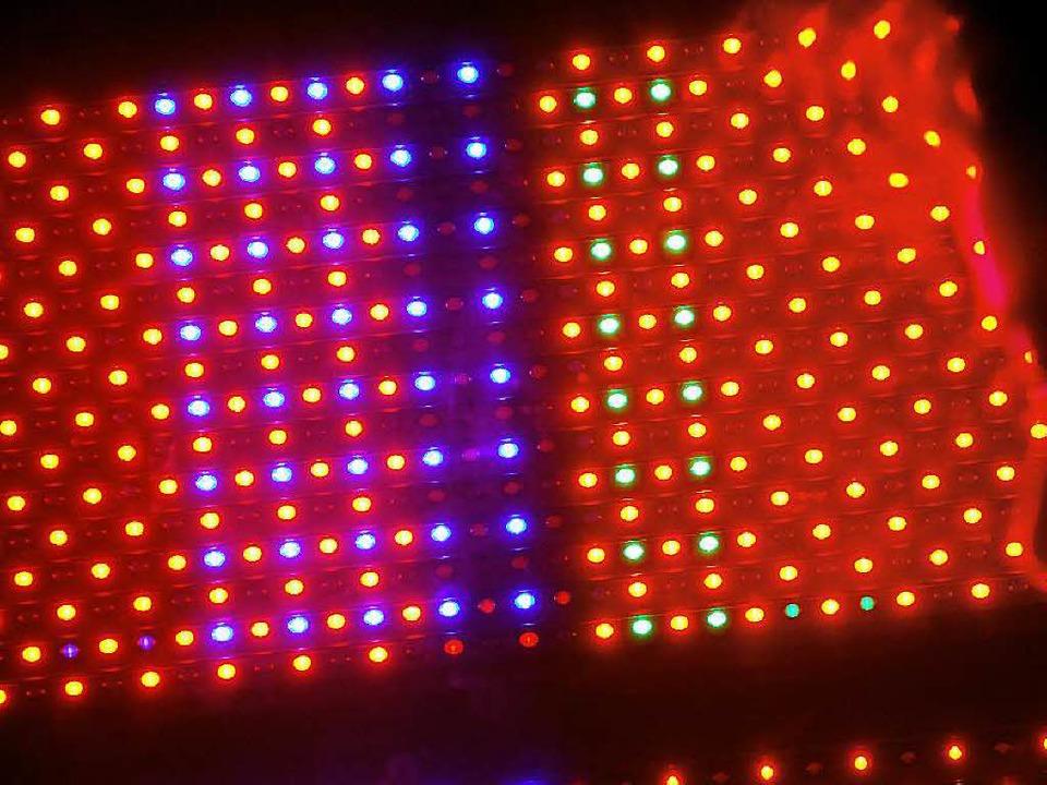 Die Forscher haben die Leuchtdioden (LED) im Blick.  | Foto: AFP