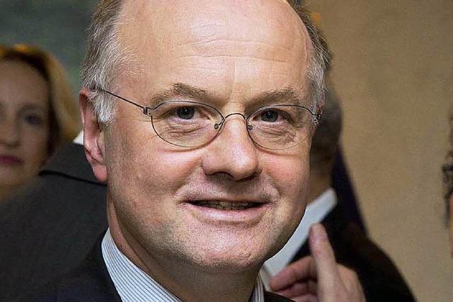 Offenburgs Rektor Lieber jetzt Ehrendoktor