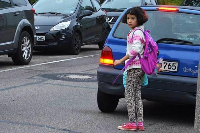 Eltern-Taxis sorgen in Rheinfelden für Stress