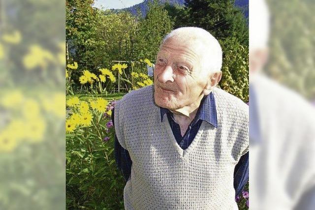 's Jakobe-Fronz wird heute 90