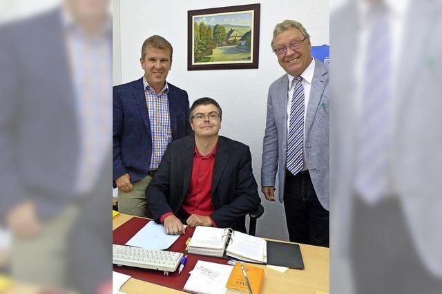 Schule wird Schwerpunkt: Hauptamt der Stadtverwaltung verstärkt