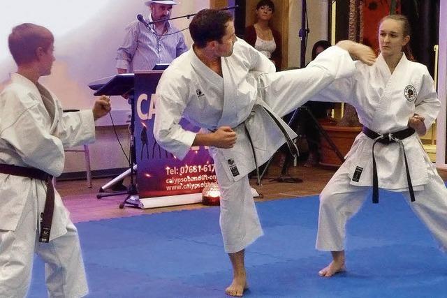 Viel Lob für das Karate Dojo
