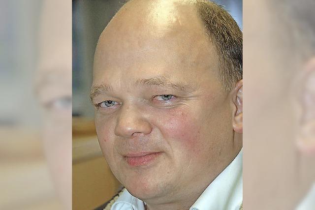 Dieter Maier geht als Pfarrer nach Neuenburg