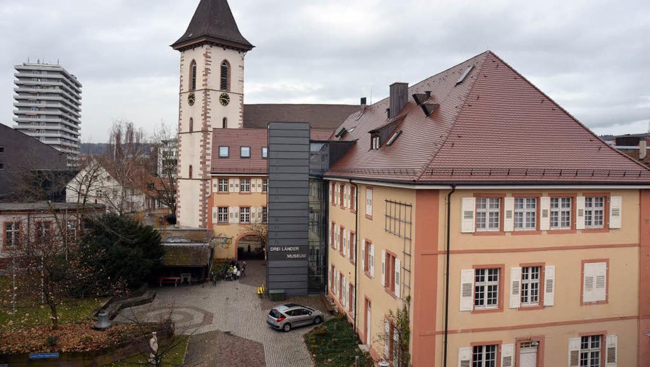 Das letzte grenzüberschreitende Treffe...im Dreiländermuseum in Lörrach statt.   | Foto: ZVG