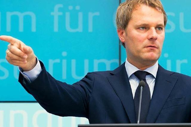 Koalition einigt sich auf Auszeit für Ex-Minister