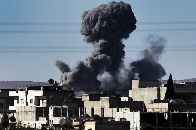 IS dringt in weitere Teile Kobanes vor