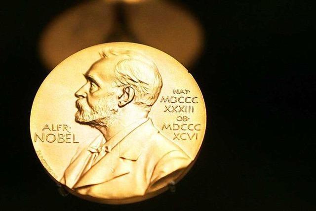 Chemie-Nobelpreis an Deutschen und zwei US-Amerikaner