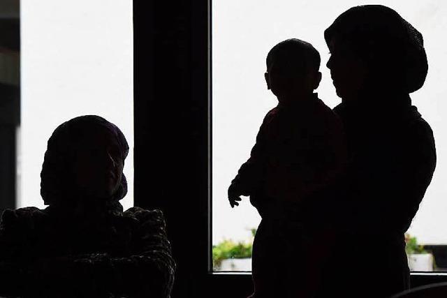 Landkreis bringt Flüchtlinge in Turnhalle unter