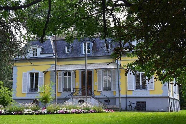Skepsis bei der Villa Aichele