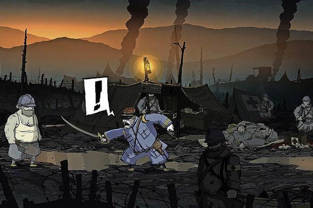 Weltkriegs-Spiel statt Geschichtsbuch