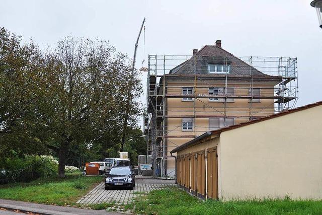Widerstand gegen Wohnbauprojekt in Breisach