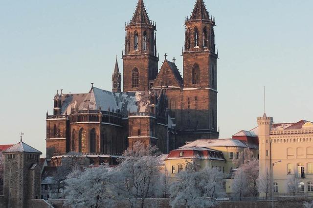 Advent in mehr als tausend Jahre alten Städten