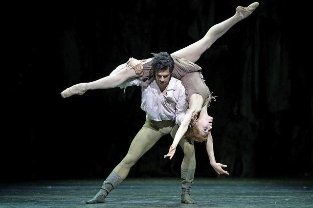 Opern und Ballett live aus London