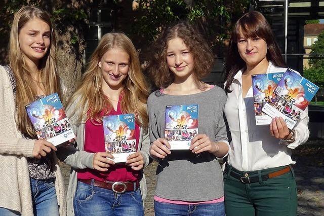 Von Jugendlichen für Jugendliche