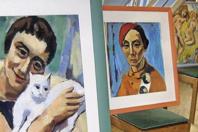 Ludwig-Bilder in Inzlingen