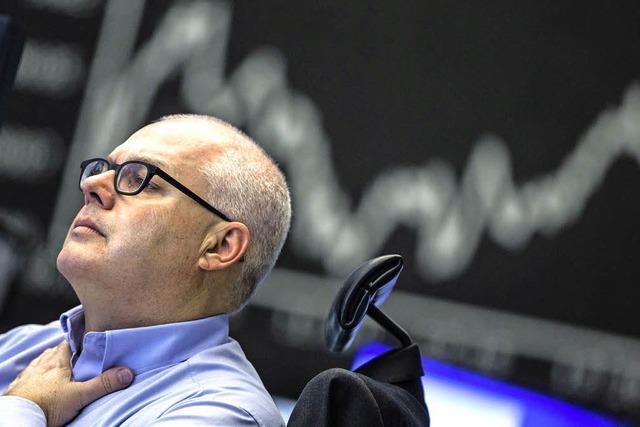 Experten haben Sorge vor Wirtschaftsflaute