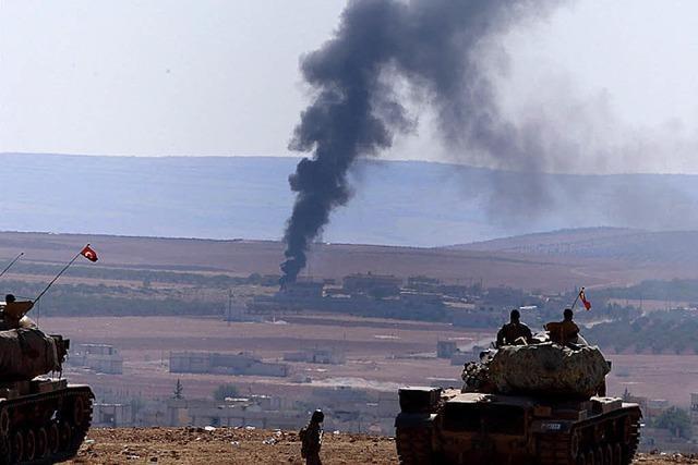 Obamas Syrien-Strategie steht zunehmend in der Kritik