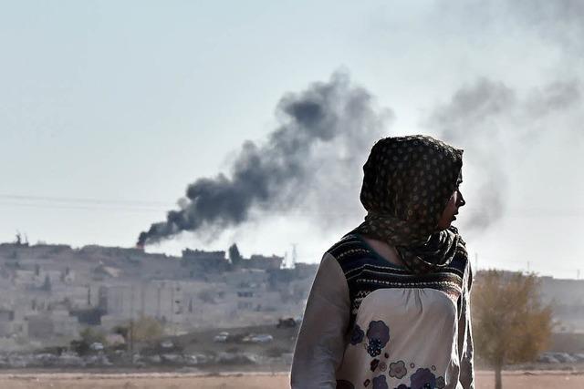 Kampf um Kobane eskaliert