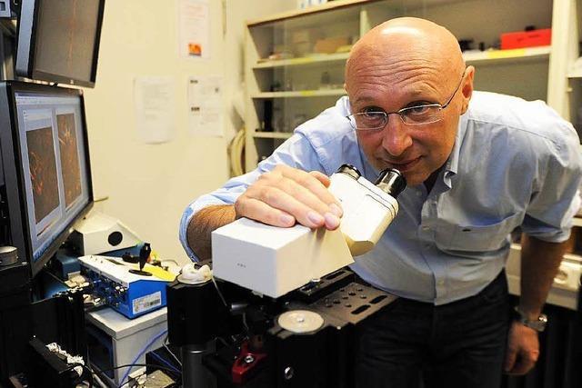 Der deutsche Nobelpreisträger Stefan Hell im Porträt