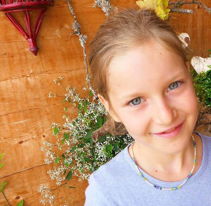 Philippa Spindler aus Löffingen  | Foto: privat