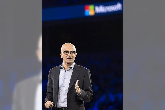 Microsoft zählt von 8 gleich auf 10