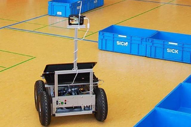 5. Sick Robot Day in Waldkirch: Ein Wettstreit denkender Autos