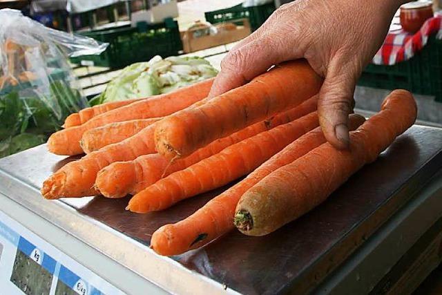 Der Friesenheimer Wochenmarkt erlebt ein Comeback